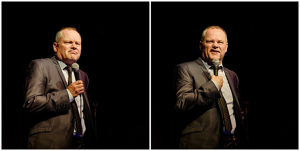 Jack Dee at Gap Comedy © Simon Kemp